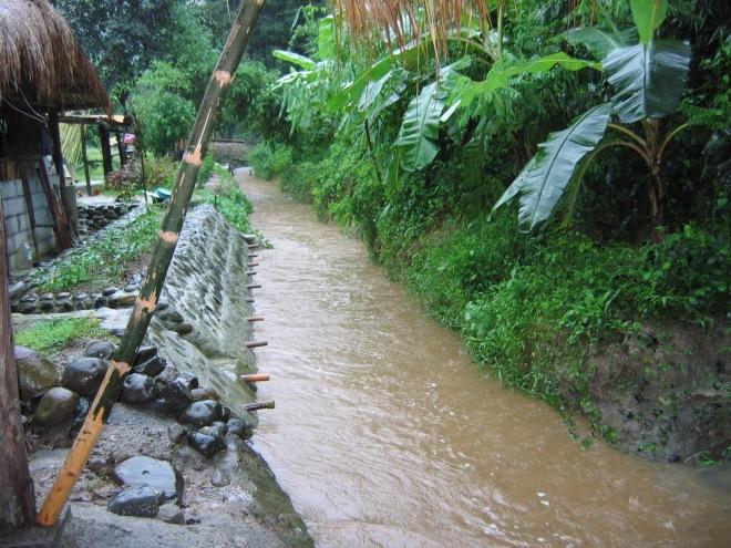 01. Hand dug canal